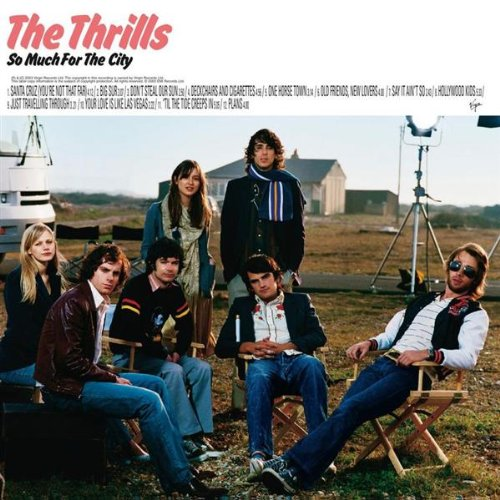The Thrills Big Sur cover art