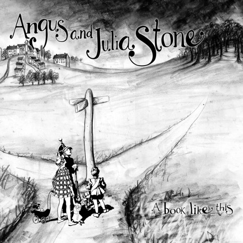 Angus & Julia Stone Hollywood cover art