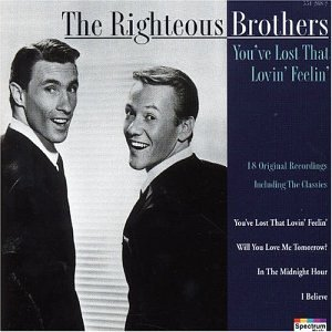 The Righteous Brothers You've Lost That Lovin' Feelin' cover art