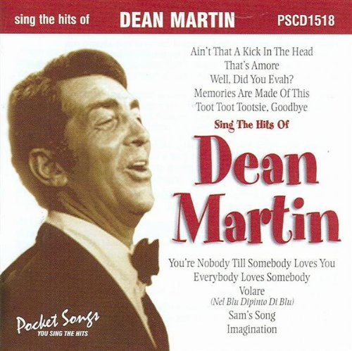 Dean Martin I Feel A Song Comin' On cover art