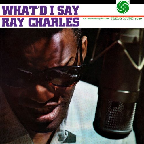 Ray Charles My Bonnie cover art