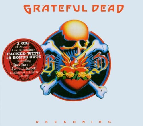 Grateful Dead Dark Hollow cover art