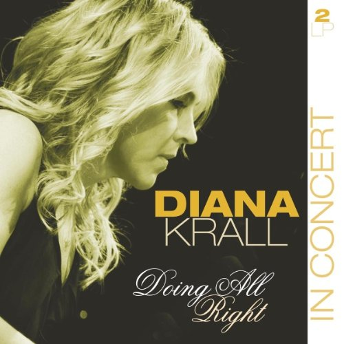 Diana Krall I Was Doing All Right cover art