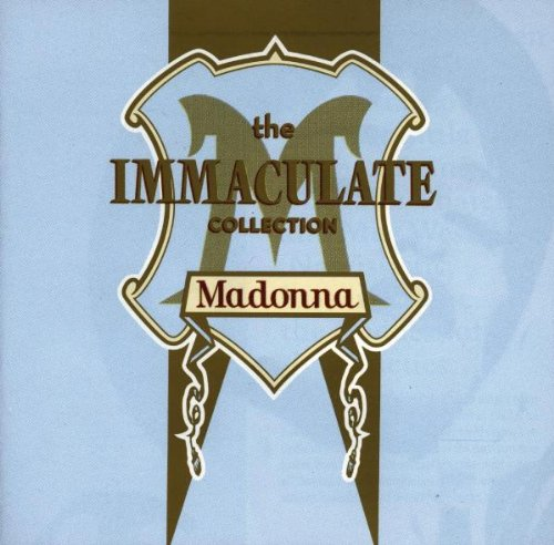 Madonna Into The Groove cover art