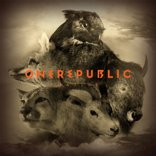 OneRepublic I Lived cover art