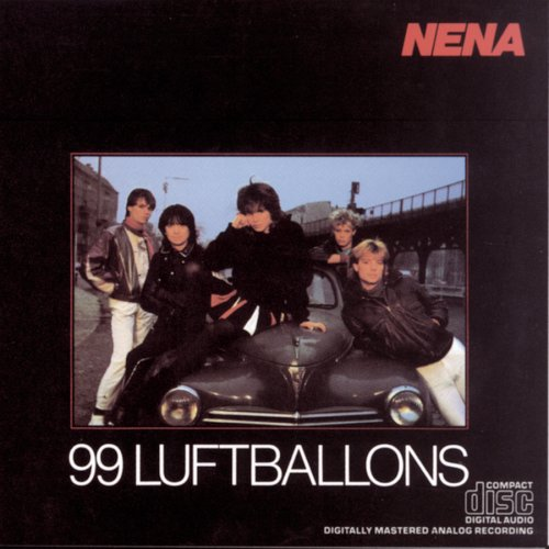 partition guitare 99 luftballons