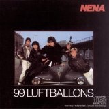 99 Red Balloons (99 Luftballons) sheet music by Nena