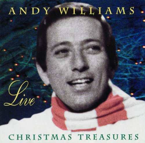 Andy Williams The Most Wonderful Time Of The Year cover art
