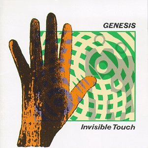 Genesis Invisible Touch cover art