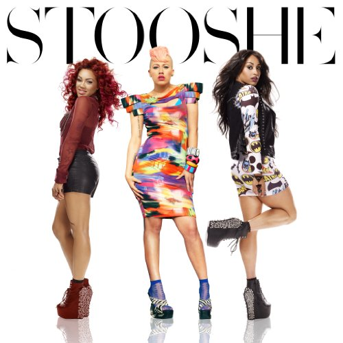 Stooshe Black Heart cover art