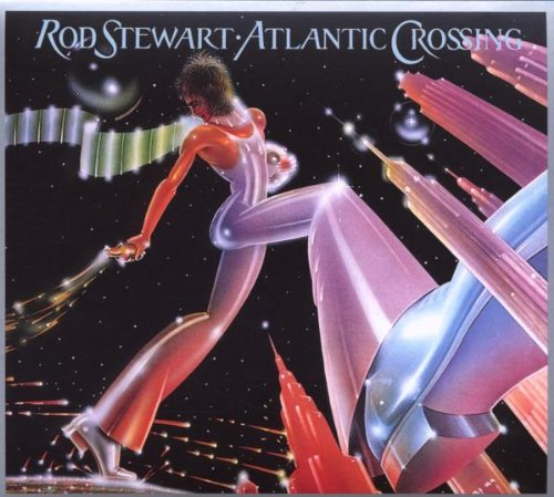 Rod Stewart Sailing cover art
