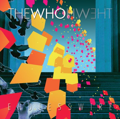 The Who Black Widow's Eyes cover art