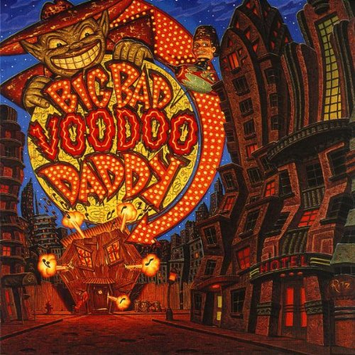 Big Bad Voodoo Daddy King Of Swing cover art