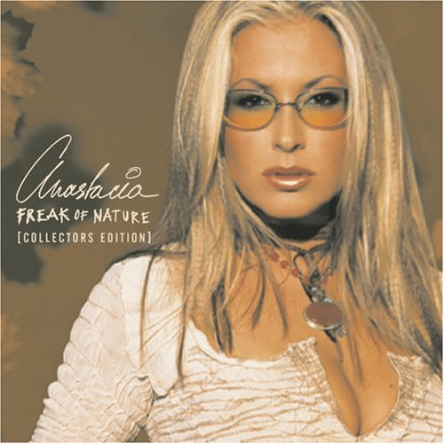 Anastacia How Come The World Won't Stop? cover art