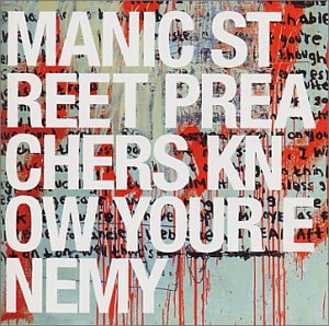 Manic Street Preachers So Why So Sad cover art