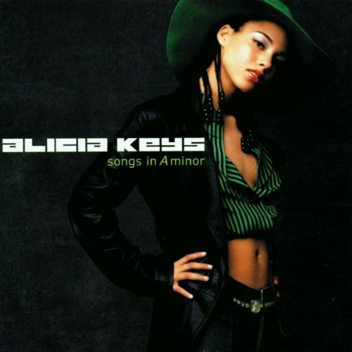 Alicia Keys Girlfriend cover art