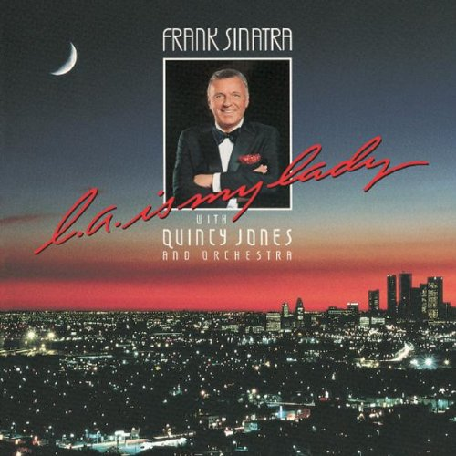 Frank Sinatra Teach Me Tonight cover art