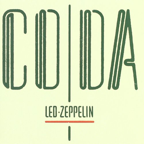 Led Zeppelin Hey Hey What Can I Do cover art