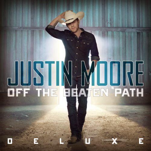 Justin Moore Lettin' The Night Roll cover art