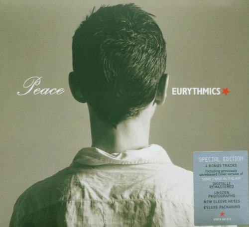 Eurythmics Lifted cover art
