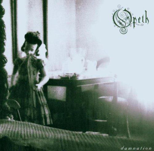 Opeth Windowpane cover art