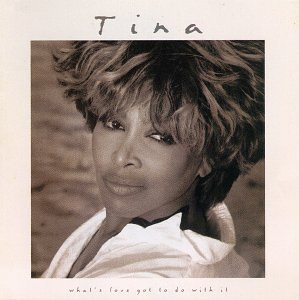 Tina Turner It's Gonna Work Out Fine cover art