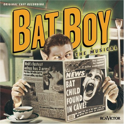Laurence O'Keefe Comfort And Joy (from Bat Boy The Musical) cover art
