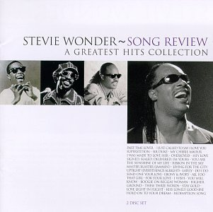 Stevie Wonder He's Misstra Know-It-All cover art