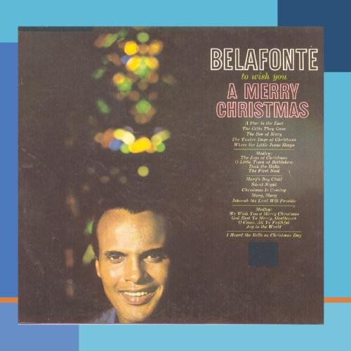 Harry Belafonte Silent Night cover art