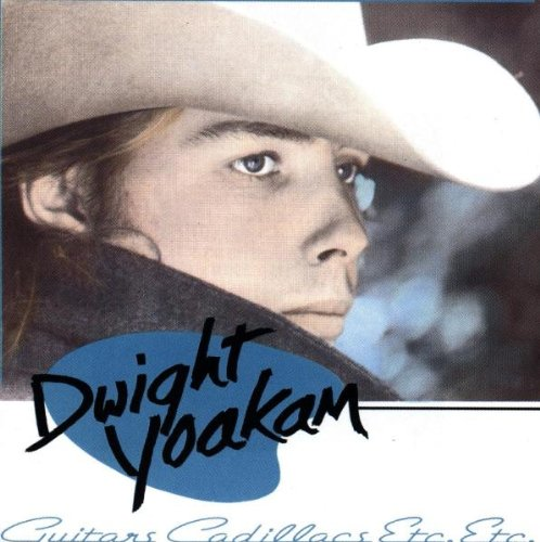 Dwight Yoakam Guitars, Cadillacs cover art