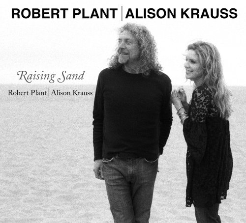 Robert Plant and Alison Krauss Trampled Rose cover art