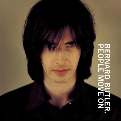 Bernard Butler Stay cover art