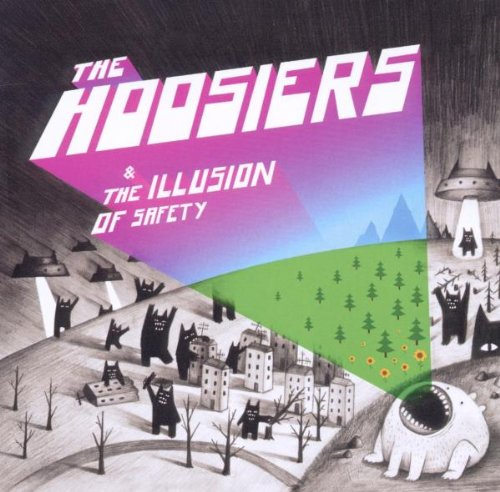 The Hoosiers Unlikely Hero cover art