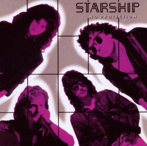 Starship Nothing's Gonna Stop Us Now cover art
