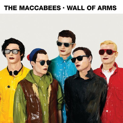 The Maccabees Love You Better cover art