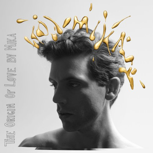Mika Overrated cover art