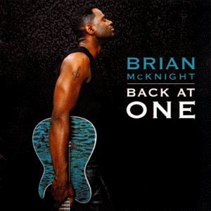 Brian McKnight Back At One cover art