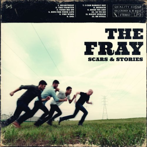 The Fray Rainy Zurich cover art