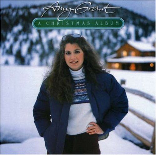 Amy Grant Heirlooms cover art