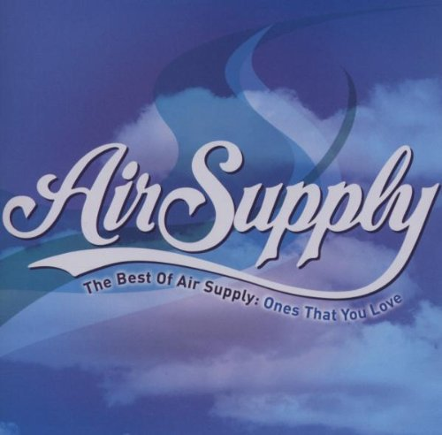 Air Supply All Out Of Love cover art