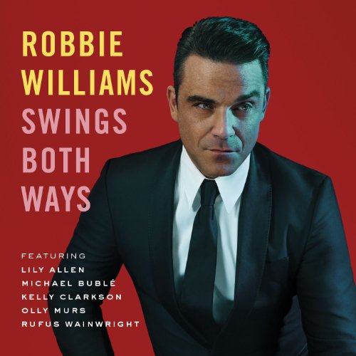 Robbie Williams Shine My Shoes cover art