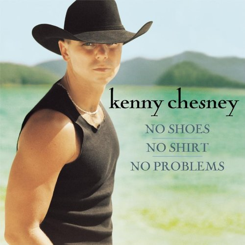 Kenny Chesney The Good Stuff cover art
