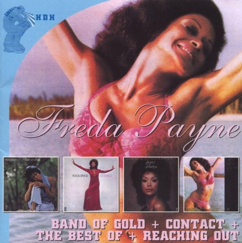 Freda Payne Band Of Gold cover art