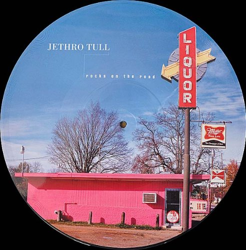 Jethro Tull Bouree cover art