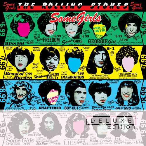 The Rolling Stones Shattered cover art