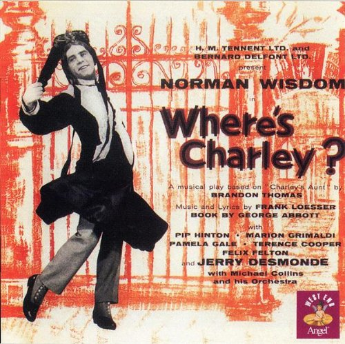 Frank Loesser My Darling, My Darling (from Where's Charley?) cover art