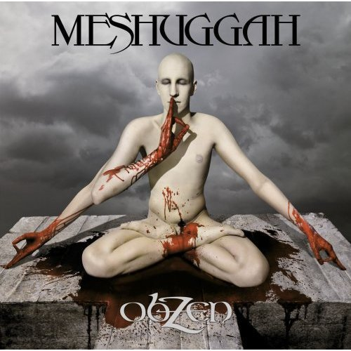 Meshuggah Combustion cover art