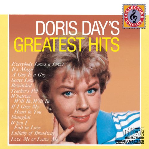 Doris Day Teacher's Pet cover art