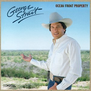 George Strait Ocean Front Property cover art