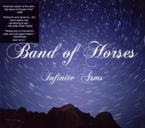 Band Of Horses Factory cover art